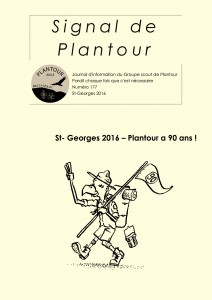 Signal de Plantour 177 - St-Georges 2016