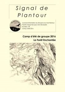 Signal de Plantour 184 - Noël 2017